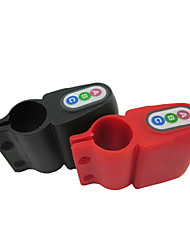 Портативный высокой чувствительности Пароль сирена для велосипедов JX-610 (2 цвета)