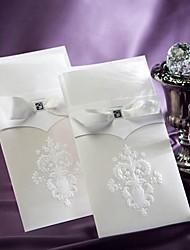 Non personnalisés Format Enveloppe & Poche Invitations de mariage Cartes d'invitation-50 Pièce/SetStyle formel / Style vintage / Style