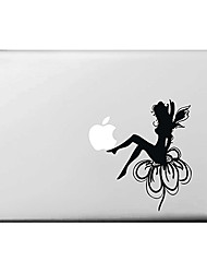 "Angel Design Apple Mac Decal Skin Sticker Cover for 11"" 13"" 15"" MacBook Air Pro"