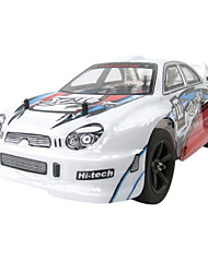 01:16 RC Car Nitro Gas 05CC Motor 4WD RTR Mini Rally Car Radio Remote Control Toy Cars