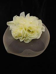 Women's Silk Headpiece - Wedding/Special Occasion Birdcage Veils