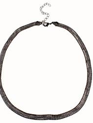 Нежный виолончели Pattern Сплав ожерелье