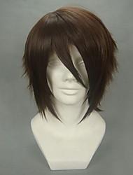 cosplay peluca inspirada en la paz hakuoki fabricante yofuku souji Okita