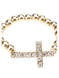 Cross Shaped Elastic Ring