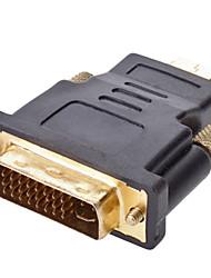DVI 24 +5 zu hdmi m / m Adapter für HDMI v1.3/v1.4