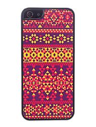 weven patroon harde case voor iPhone 5/5s
