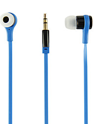GN-19 Headphone 3.5mm In Ear Canal Noise-Cancelling for Mp3/Mp4/Ipod