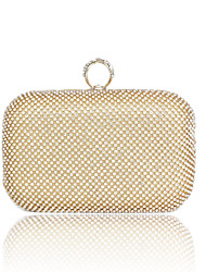 Charming Crystal Evening Bag/Clutches(More Colors)
