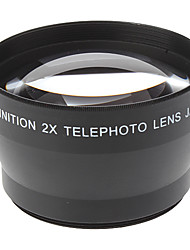 Universele 52mm 2x Telelens