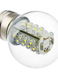 2W E26/E27 Ampoules Globe LED G45 32 SMD 5050 175 lm Blanc Naturel AC 100-240 V