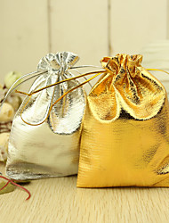 12 Piece/Set Favor Holder - Creative Cotton Favor Bags Metallic Drawstring