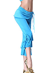 Dancewear Viscose Belly Dance Bottom For Ladies More Colors