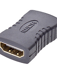 HDMI F/F Adapter for V1.3/V1.4 (HD-008-BK)