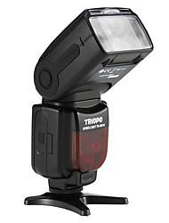 """TRIOPO TR-981N Automatique Zoom 2.1 """"LCD Speedlit w / 1-LED pour reflex Nikon"""