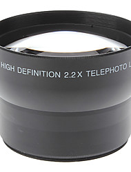 Universele 62mm 2.2x Telephoto Lens