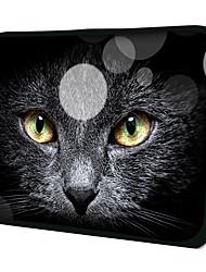 """Cara Negro gato"" Pattern Material Nylon Funda impermeable manga de 11 ""/ 13"" / 15 ""Laptop y Tablet"
