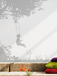 Albero e Butterfly Wall Sticker