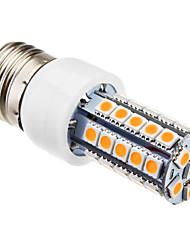 5W E26/E27 LED Mais-Birnen T 41 SMD 5050 400 lm Warmes Weiß AC 220-240 V