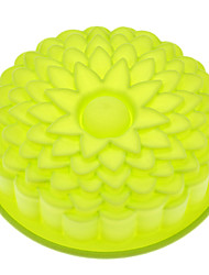 Sunflower Shaped Silicone Cake Mould