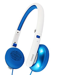 somic m2 cuffie on-ear con microfono per iphone galaxy S3/S4