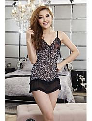 Fashion Sexy Cut Oute Babydoll
