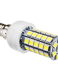 E14 Ampoules Maïs LED T 47 SMD 5050 480 lm Blanc Naturel AC 100-240 V