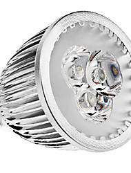 GU5.3(MR16) 6 W 3 High Power LED 370 LM Warm White / Cool White MR16 Spot Lights DC 12 V