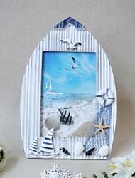 Beach Theme Photo Frame - Boat