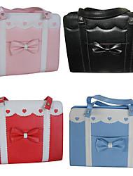 Handmade crema dolce di cuoio Principessa Lolita Lezione Bag