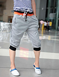 Men's Dual Waist Casual Pants