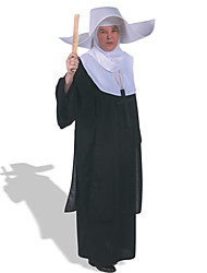 Mother Superior Nun Black Women's Costume