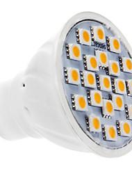 GU10 3.5 W 21 SMD 5050 190 LM LED Spotlight AC 100-240 V