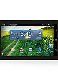 v71 7 polegadas android rom 4.2 tablet 4G dual core câmera dupla WiFi HDMI