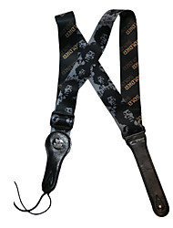 Soldier - (Bandsman) Oxhide Strap for Guitar/Bass