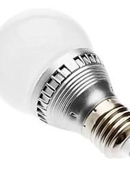 2W E26/E27 Ampoules Globe LED G60 LED Intégrée lm RVB Commandée à Distance AC 100-240 V