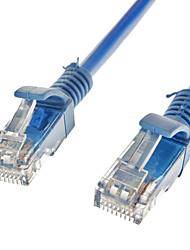 Cat 5e mâle à mâle câble réseau Grey (50M)