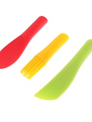Chopstick Head Removable Silicone Tableware Set