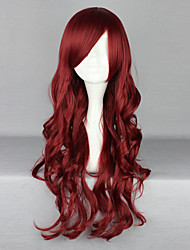 Vampire Duchess Wine Red 70cm Gothic Lolita Curly Wig