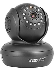 Wanscam® PTZ IP Camera Motion detection Day Night Mini Free P2P Wireless