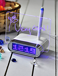 Fashion Creative USB Interface congé Word Clock