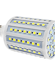 USD $ 17,99 - LED Mais-Birne; Natürliches Weißes Licht;  18W; E27; 102x5050SMD; 1500-1600LM; 6000-6500K (110/220 V)