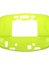 High Quality Protective Case for Wii U Game Pad Controller (Green)