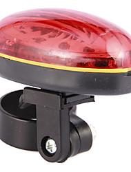 771 5 modes clignotants Conçu Works La planète rouge 5 LED Tail Light