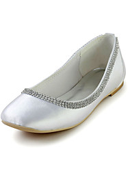 Women's Wedding Shoes Comfort Flats Casual Ivory/White
