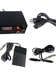 LCD Iron Tattoo Power Supply