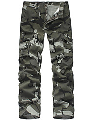 Men's Pants , Cotton Casual PPZ