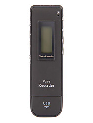 Digital Voice Recorder (2GB Memory + USB Drive)