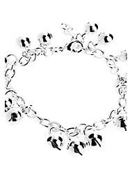 z&plaqué argent sterling 925 x® petits bracelets de cloches