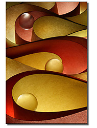 Stretched Canvas Art Abstract Rolling
