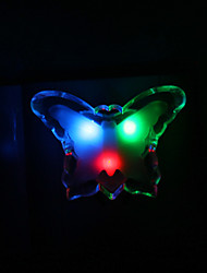 Butterfly Shape Colorful LED Night Light Novelty LED Gadgets